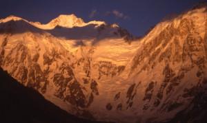 Nanga  Gipfel